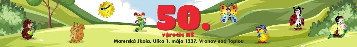 Materská škola, Ulica 1. mája 1227, Vranov nad Topľou – Materská škola, Sídlisko II, Ul. 1 mája 1227, Vranov nad Topľou